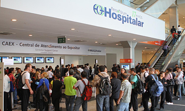 Feira Hospitalar – 21 a 24 de Maio de 2019