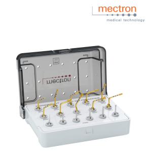 Implant Prep Kit Pro – Pontas Para Fresagem e Instalação de Implantes