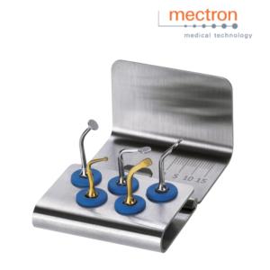 Sinus Lift Kit Mectron – Pontas Cirúrgicas para Levantamento de Seio Maxilar