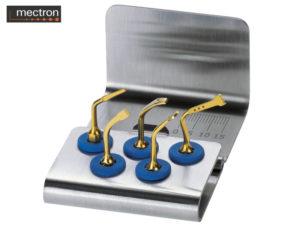 Basic Kit Mectron – Pontas Ultrassônicas para Osteotomia